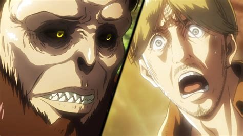 Attack On For 2 3 4 attack on titan season 2 episode 1 26 進撃の巨人 anime review