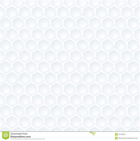 hexagon pattern web seamless abstract white hexagon pattern stock vector