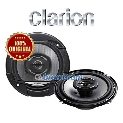 Speaker Clarion Coaxial Two Way Type Srg 1622r 1 jual beli otomotif brembrem