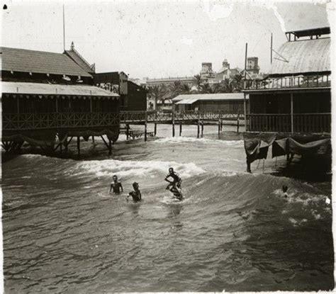 balnearios ba 241 istas en la playa del postiguet a 241 o 1905 archivo ayuntamiento colecci 243 n ram 211 n