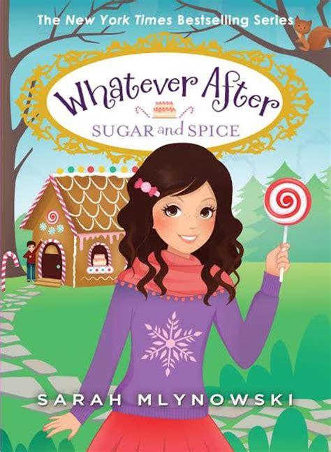 That Sugar Book sugar and spice by mlynowski scholastic