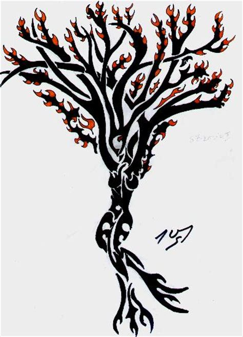 tattoo tribal tree corey tattoo design tattoo pictures by jeanette montgomery