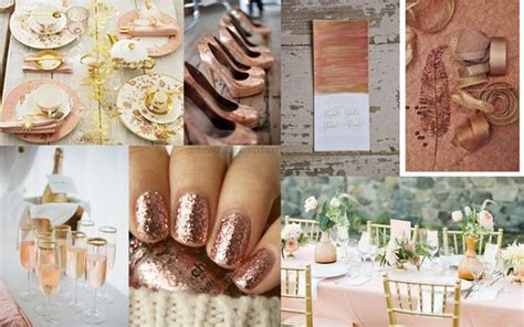 rose theme wedding ideas rose gold wedding theme my imaginary wedding pinterest