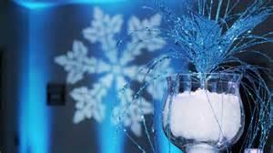 winter wonderland theme event lighting youtube
