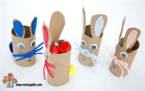 Easter Craft Ideas With Toilet Paper Rolls - 8 easter crafts for the write balance