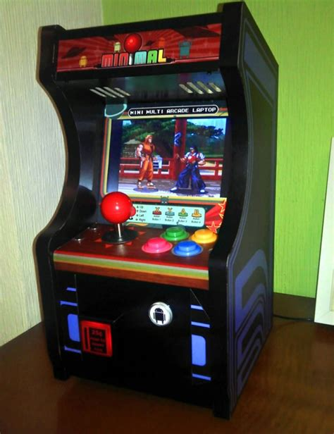 mame for android minimal t80s is a tiny working arcade cabinet technabob