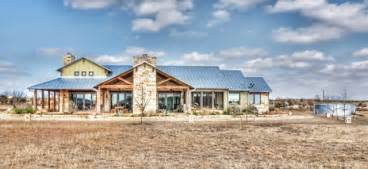 Blue Stone Barns Hill Country Craftsman Traditional Exterior Austin