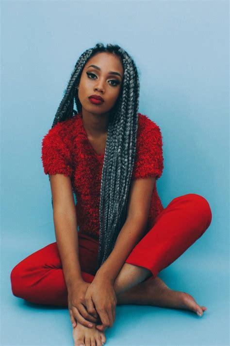 full house black girl 13 drool worthy gray braids inspiration styles jjbraids