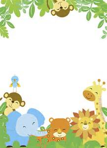 safari baby marcos y tarjetas pinterest safari
