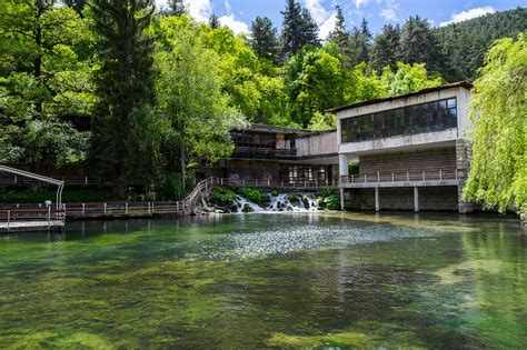 Velingrad   plenty of lux, SPA and nature in Bulgaria