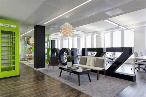 houzz home design a tour of houzz s new european headquarters officelovin
