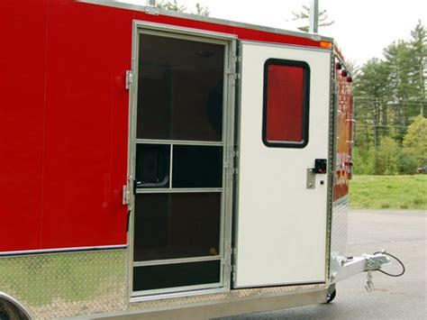 Rv Windows And Doors by Rv Door With Window And Slider Screen
