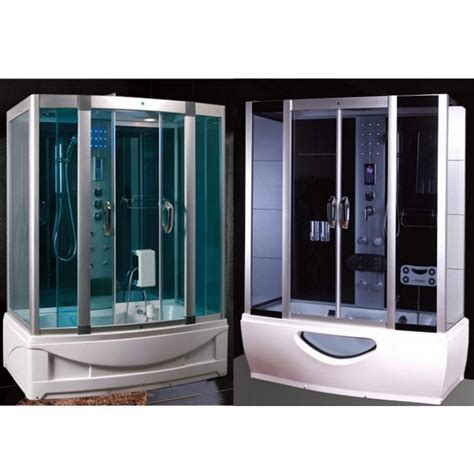 cabina vasca idromassaggio cabina e vasca idromassaggio in pi 249 misure con sauna e