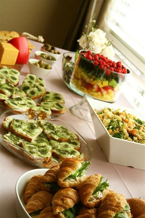 bridal shower luncheon recipe ideas 1025 best bridesmaid brunch food images on kitchen food and recipes