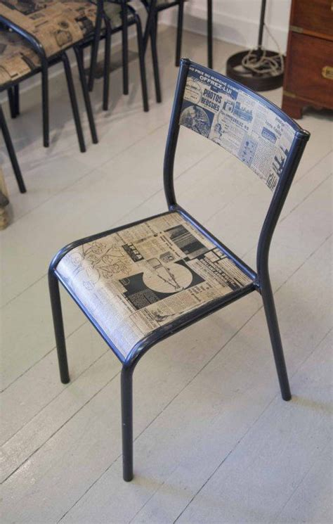 decoupage chairs for sale set of 4 vintage decoupage metal chairs metals