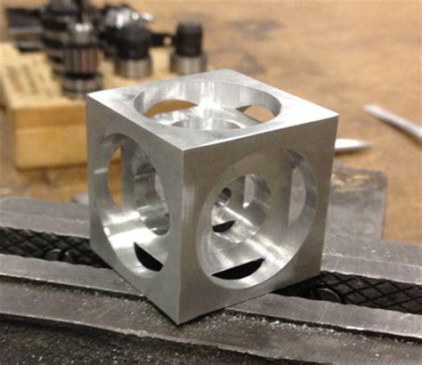 Shuma S S Small Flat Turner L turner s cube a beginner cnc milling project