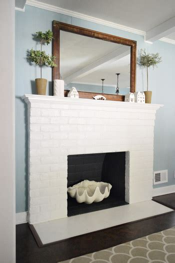 fireplace makeover planning buying materials