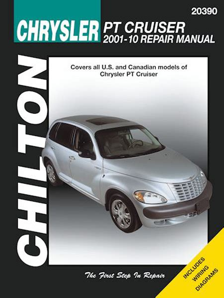 chrysler pt cruiser automotive repair manual 2001 2010 chrysler pt cruiser chilton manual 2001 2010 hay20390