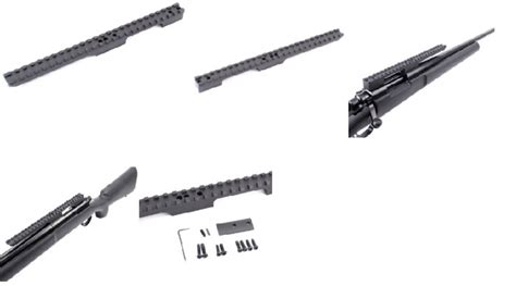 King Arms M700 Extension Mount Base product updates from king arms popular airsoft