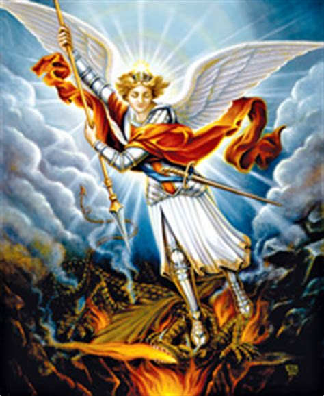 Liontin Medali Santo Michael Dan Gabriel michael the archangel protector of the of god