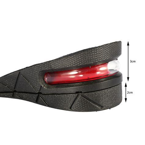 shoe insole air cushion heel insert increase