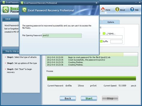 remove vba password excel 97 2003 excel password recovery remove lost password from