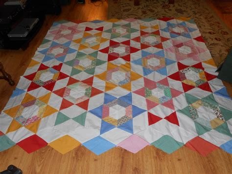 quilt pattern six pointed star six point star quilt project