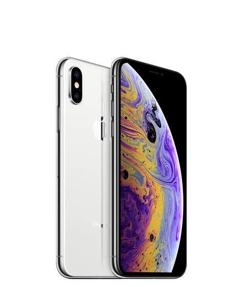 iphone xs gb silver grade   ioutlet