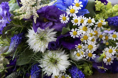 Blue Wedding Bouquets by Blue Bridal Bouquets