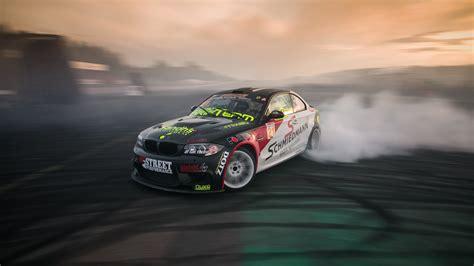 drift 1080p bmw m1 drift burnout smoke wallpaper 1920x1080 16152