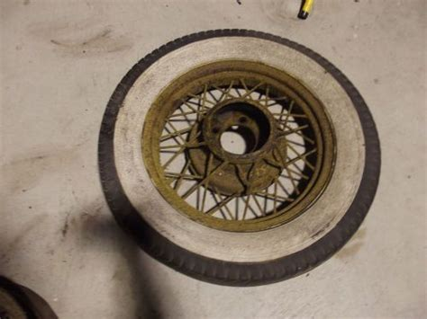 buy original  ford   wire wheel original flathead   deuce coupe motorcycle