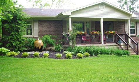 70 s ranch exterior traditional landscape cincinnati