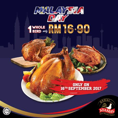Ayam Panggang Ayamas kedai ayamas roasters ayam panggang rm16 90 normal price