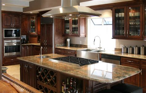 Large Kitchen Cabinets by Discount Kitchen Cabinets