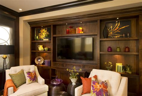 stylish transitional family room robeson design san vibrant transitional family home family room robeson