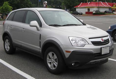 Or Vue 2008 Saturn Vue