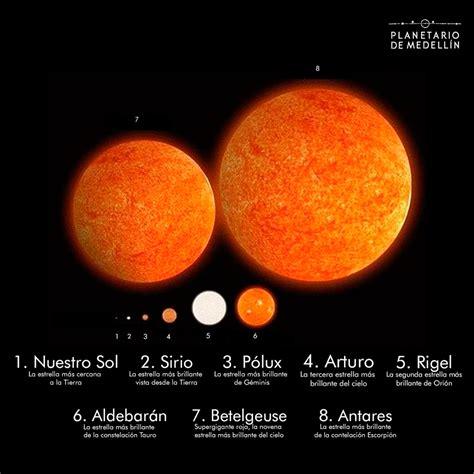 arturo la estrella mas temas cient 237 ficos blog de soca el sol y las estrellas m 193 s grandes