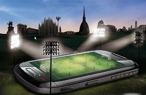 direta it mobile in tempo reale calcio iphone land