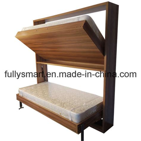 in wall bunk beds china new design wall bunk bed b09f b09f china