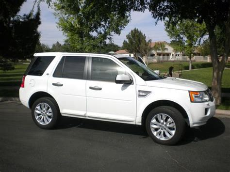 used land rover lr2 hse buy used 2011 land rover lr2 hse sport utility 4 door 3 2l