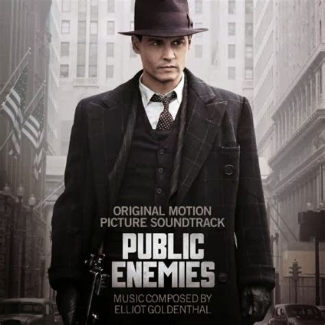 entertainment junkie  spotlight public enemies score