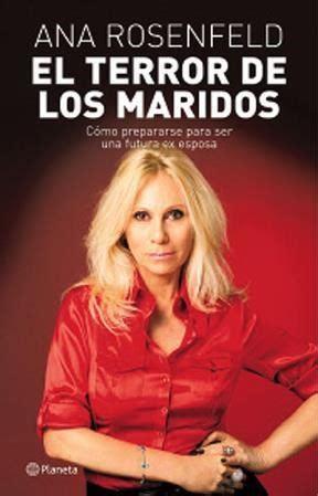 libro maridos el terror de los maridos de rosenfeld ana 9789504934837 lsf