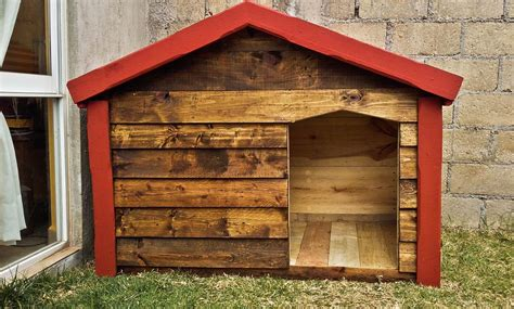 casas de madera para perros casa de madera para perro grande impermeabilizante dogo