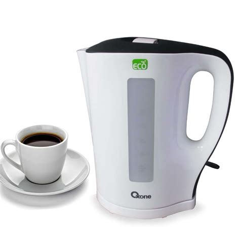perebus air oxone eco electric kettle ox 131 water boiler