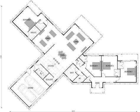 Boomerang shaped house plans   Home design and style