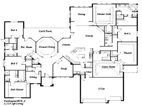 modular homes 5 bedroom floor plans modular homes floor plan ipbworks com