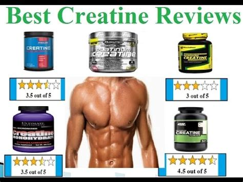 creatine best top creatine powder reviews