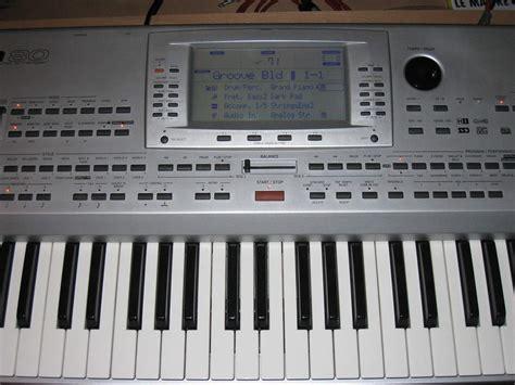 Keyboard Korg Pa80 korg pa80 image 162347 audiofanzine