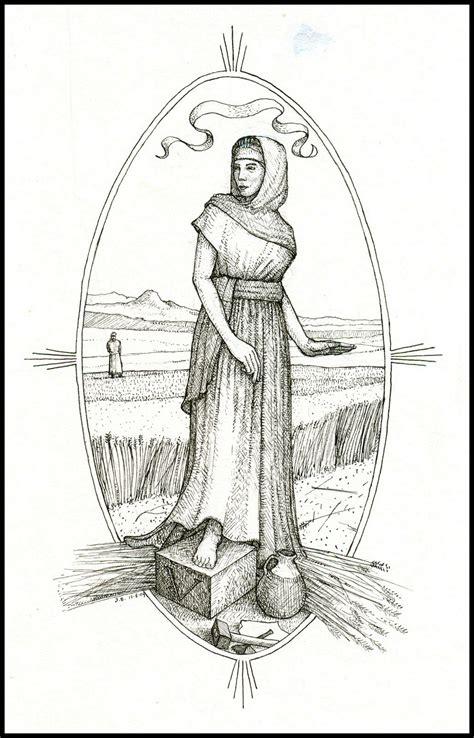 Ruth Drawing