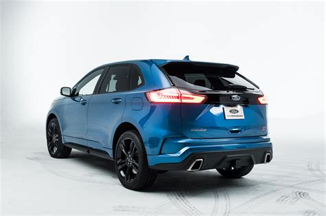 2019 Ford Edge by 2019 Ford Edge St Look Performance Suv